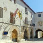 Casa consistorial de la Ginebrosa - ayuntamiento