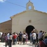 Ermita de Santa María Magdalena de la Ginebrosa - Casa Rural Villasoro
