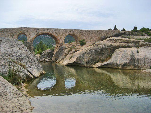 la ginebrosa - puente de canillas